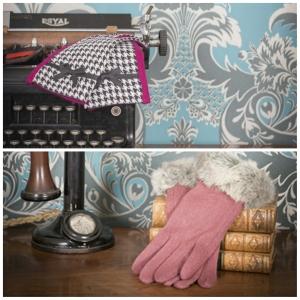 powder gloves