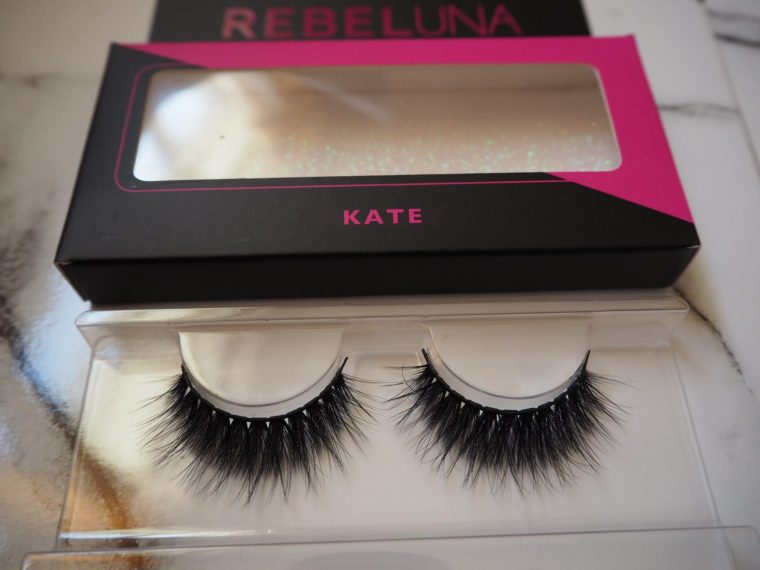 Rebeluna lashes kate