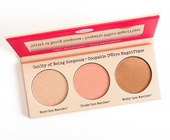 The balm mary lou highlight the luminizer palette