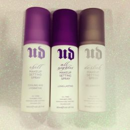 urban decay sprays