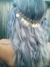 festival hair charm
