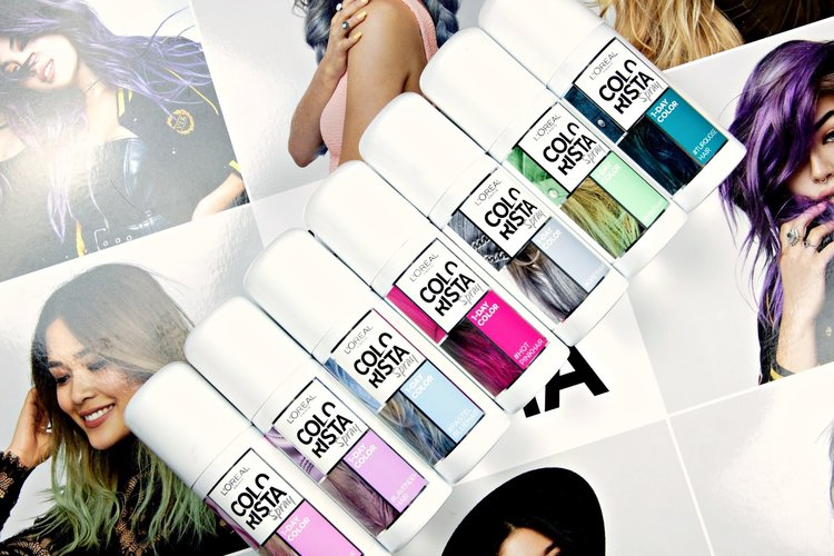 loreal colorista spray