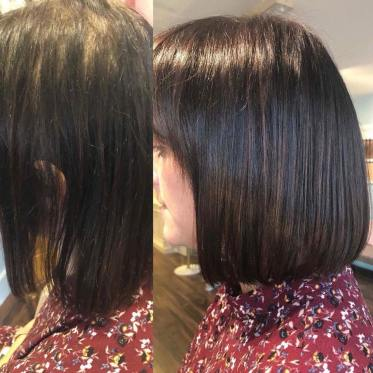 grow thicken up hair extensions