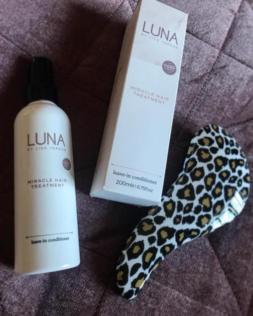 Luna by Lisa Jordan Miracle Hair Treatment
